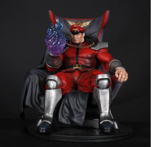 M. Bison 1/4 scale