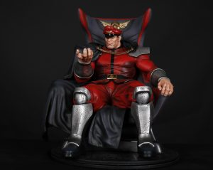 Bison Street Fighter 1/4 scale